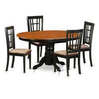 Iconic Furniture Company Whiskey Mocha Round Dining Table