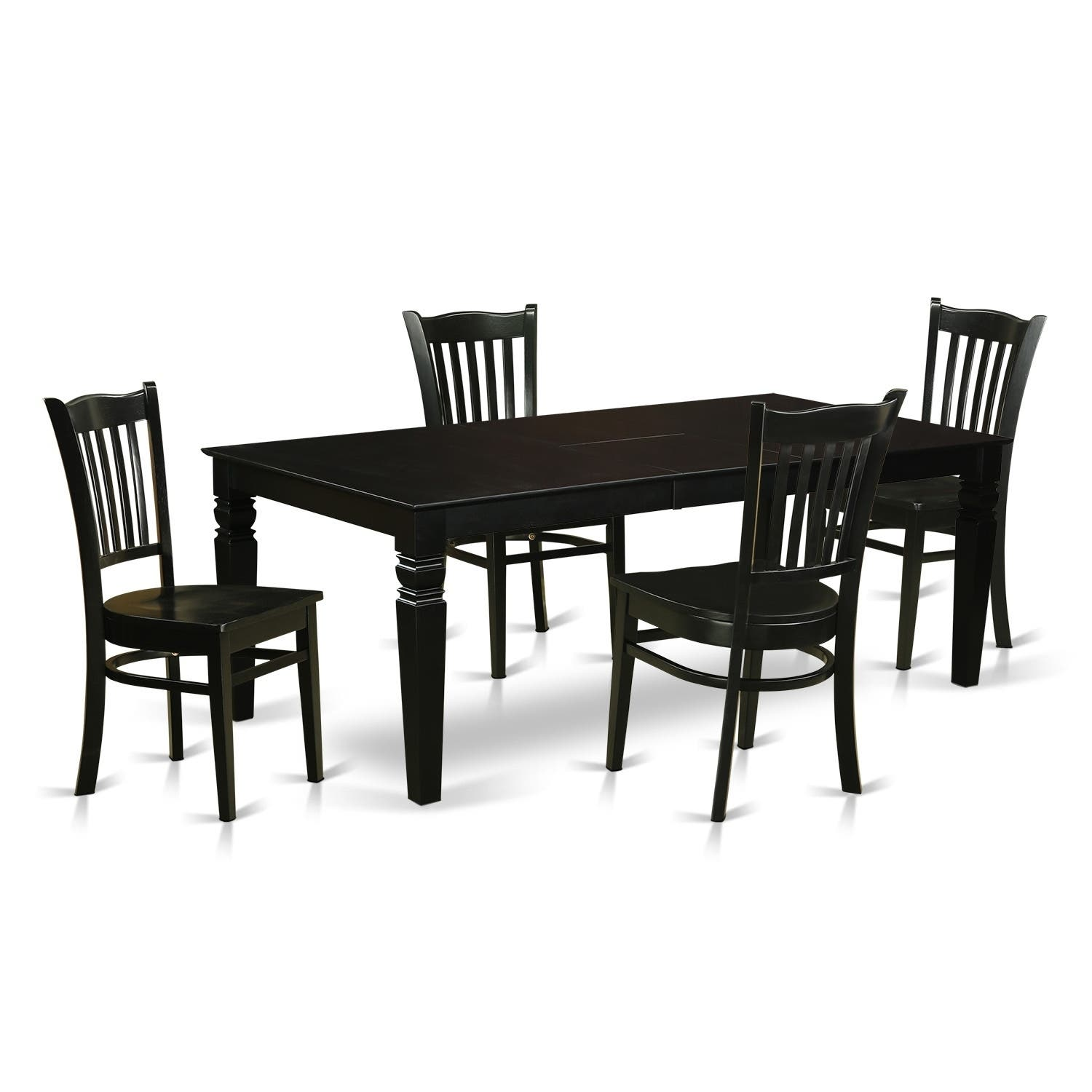 Dining room sets for less for 3 pc dining room set