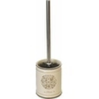 Evideco Paris Romance Dolomite Toilet Bowl Brush and Holder