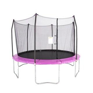 Skywalker Trampolines Purple 12' Round Trampoline with Enclosure