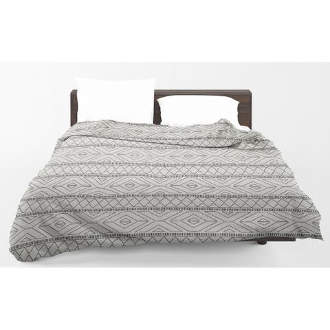 Kavka Designs Marrakesh Grey Light Weight Comforter by Kavka Designs