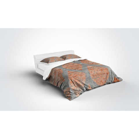 Kavka Designs Dancing Damasks Light Weight Comforter By Marina Gutierrez