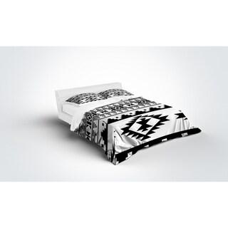Kavka Designs Sedona B&W Light Weight Comforter By Marina Gutierrez
