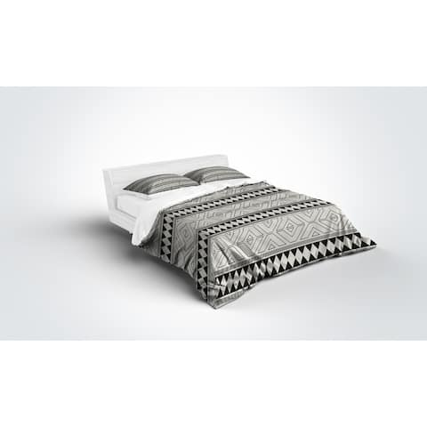 Kavka Designs Marrakesh Black Light Weight Comforter by Kavka Designs