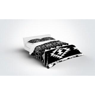 Kavka Designs Sedona Black Light Weight Comforter By Marina Gutierrez