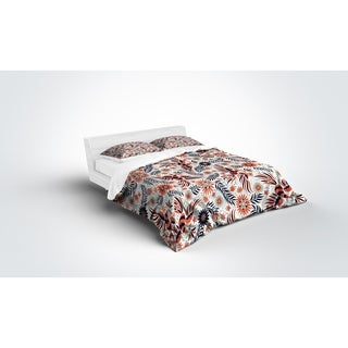 Kavka Designs Flock Light Weight Comforter By Terri Ellis