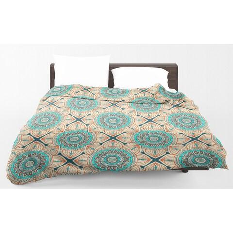 Kavka Designs Bloom Light Weight Comforter By Terri Ellis