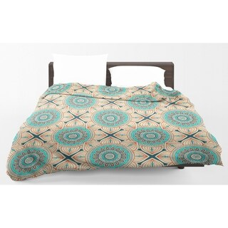Kavka Designs Bloom Light Weight Comforter By Terri Ellis