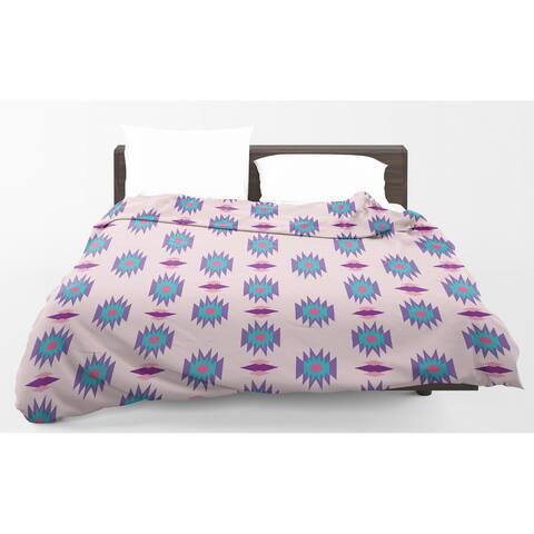 Kavka Designs Blue Ash Light Weight Comforter by Kavka Designs