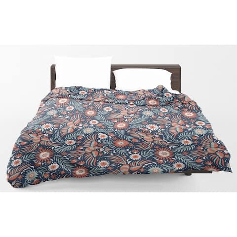 Kavka Designs Feathers Light Weight Comforter by Kavka Designs