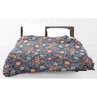 Kavka Designs Feathers Light Weight Comforter By Terri Ellis