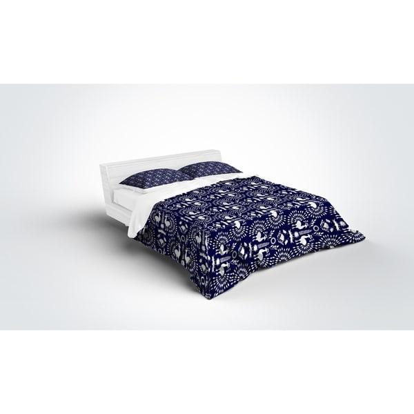 Kavka Designs Mesh Light Weight Comforter By Terri Ellis