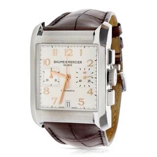 Baume & Mercier MOA10029 Men's Watch in Stainless Steel
