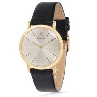 Corum Dress Unisex Watch in Yellow Gold