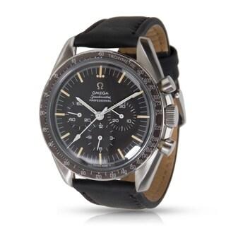 Omega Speedmaster Professional Vintage 105.012.66 Men's Watch Stainless Steel