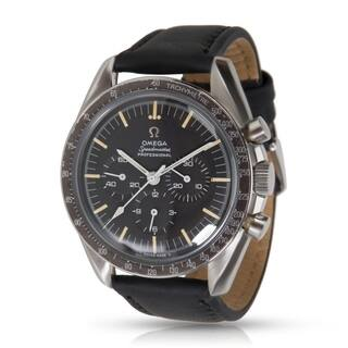 Omega Speedmaster Professional Vintage 105.012.66 Men's Watch Stainless Steel https://ak1.ostkcdn.com/images/products/17677082/P23885769.jpg?impolicy=medium