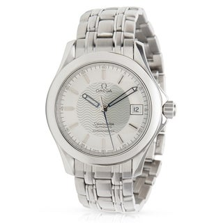 Omega 2501.31 Men's Watch in Stainless Steel