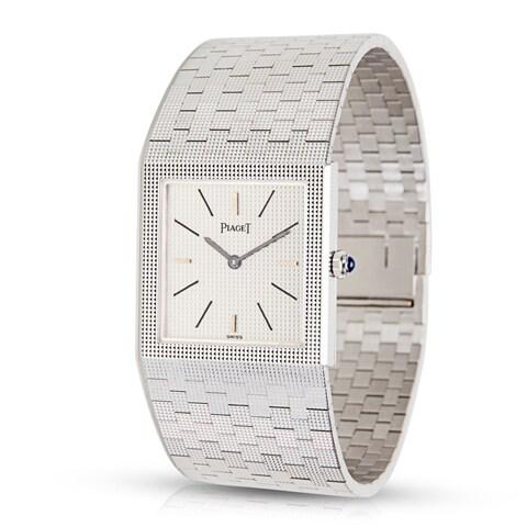 Piaget Dress Ladies Watch in 18k White Gold