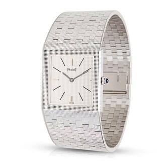 Piaget Dress 9131 04 Ladies Watch in 18k White Gold