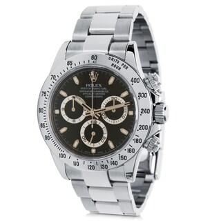 Rolex Daytona 116520 Men's Watch in Stainless Steel
