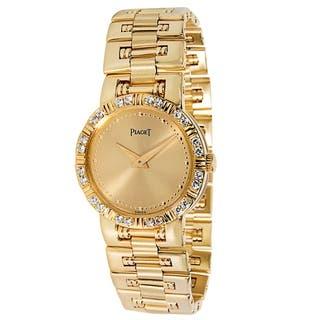 Piaget Dancer 80564 K81 Women's Watch in 18K Yellow Gold|https://ak1.ostkcdn.com/images/products/17677109/P23885783.jpg?impolicy=medium