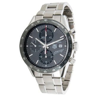 TAG Heuer Carrera CV201C.BA0786 Mens Watch in Stainless Steel|https://ak1.ostkcdn.com/images/products/17677128/P23885810.jpg?impolicy=medium