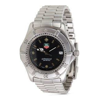 Tag Heuer Professional 1500 962.006R Men's Watch in Stainless Steel