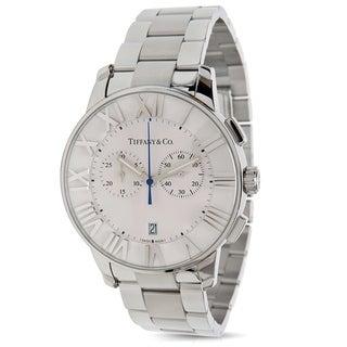 Tiffany & Co. Men's Atlas 42 Stainless Steel Watch