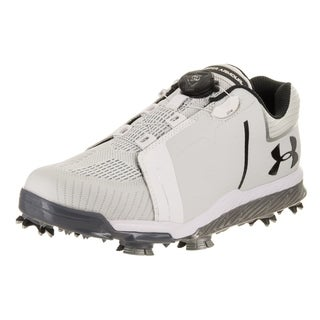 Under Armour Men's Tempo Sport BOA Golf Shoe