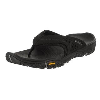 Merrell Men's All Out Blaze Flip Sandal|https://ak1.ostkcdn.com/images/products/17677163/P23885843.jpg?impolicy=medium
