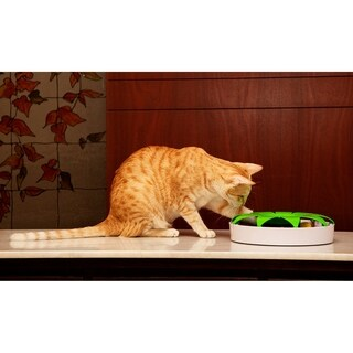 Iconic Pet Sneaky Mousey Magnetic Interactive Cat Toy