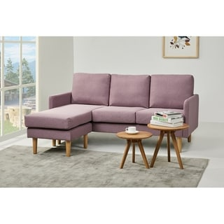 Fernley Orchid Reversible Sectional Sofa