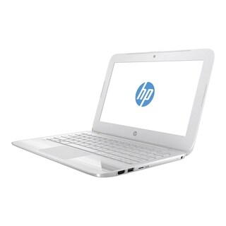 "HP Stream 11-Y012NR 11.6"" Stream Laptop White 32GB eMMC Windows 10"