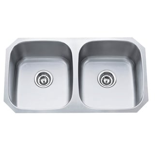 Soci 50/50 Stainless Steel Kitchen Sink
