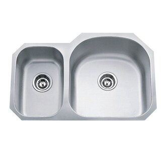 Soci 30/70 Stainless Steel Kitchen Sink