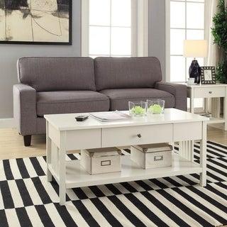 Brantley Wood Coffee Table