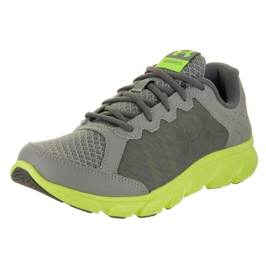 Under Armour Kids BGS Micro G Assert 6 Running Shoe (7), ...