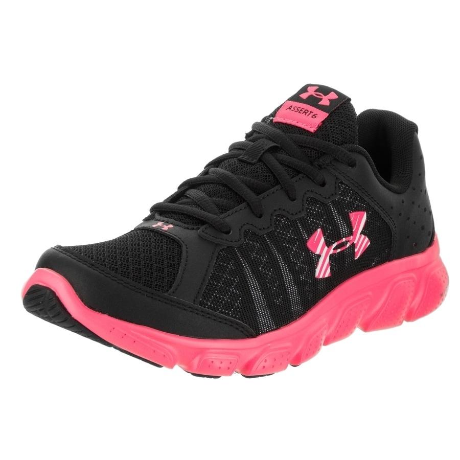 Under Armour Kids BGS Micro G Assert 6 Running Shoe (6.5)...