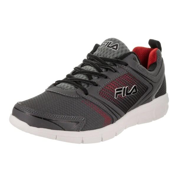 d85890241733 Shop Fila Men s Windstar 2 Running Shoe - Free Shipping On Orders ...