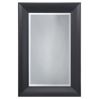 """Yosemite Mirrors - Black - 1.3"""" D x 24"""" W x 36"""" H"""