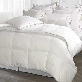 Elle Oversized Luxury 500 Thread Count Down Alternative Comforter