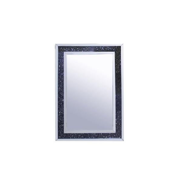Shop Acme Furniture Noor Accent Wall Mirror Free