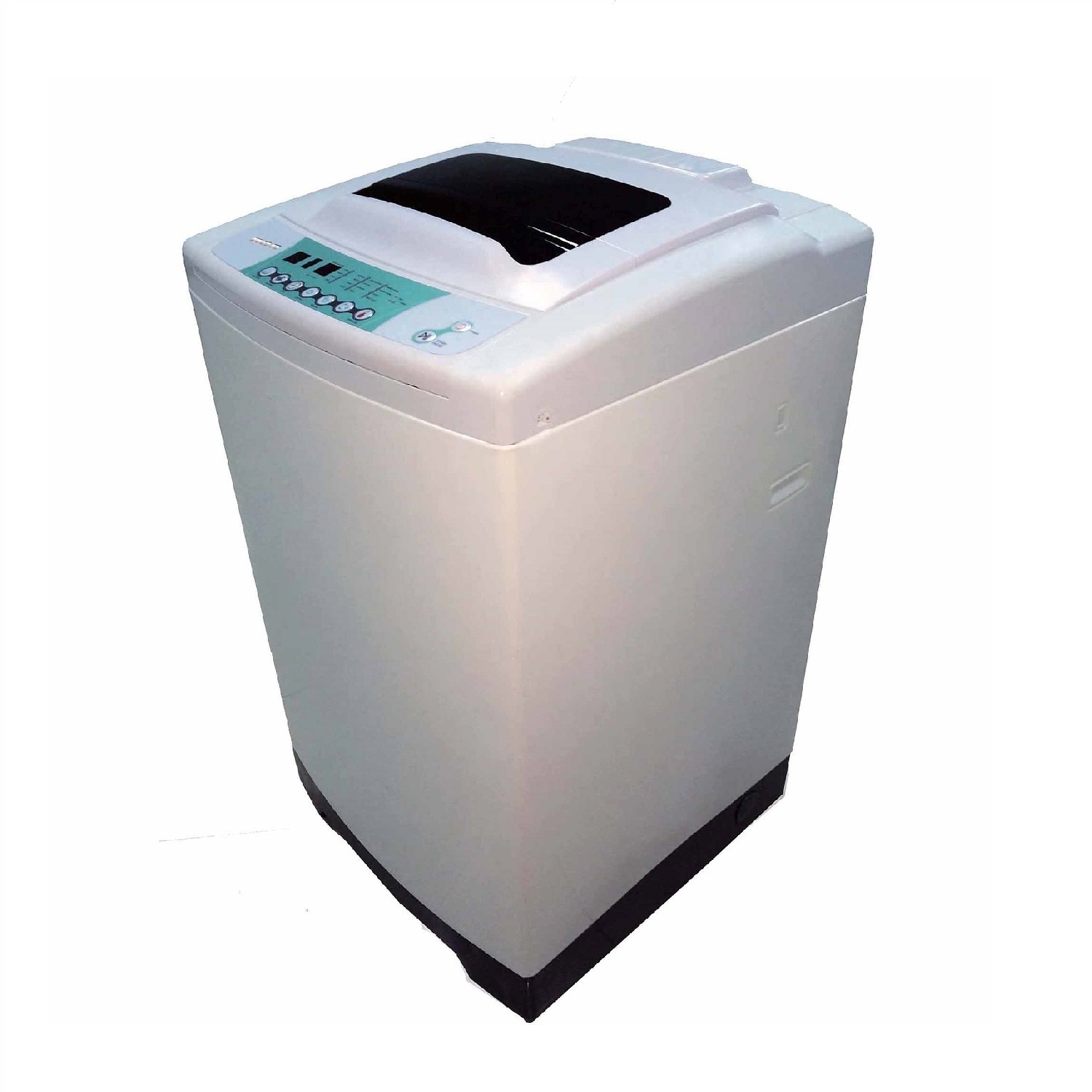 Igloo RCA 3.0 Cu. Ft. Portable Washer, Silver stainless s...