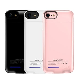 Iphone 7 , 6S , 6 3000 Mah Uv Shine Back Cover Battery Charging Case