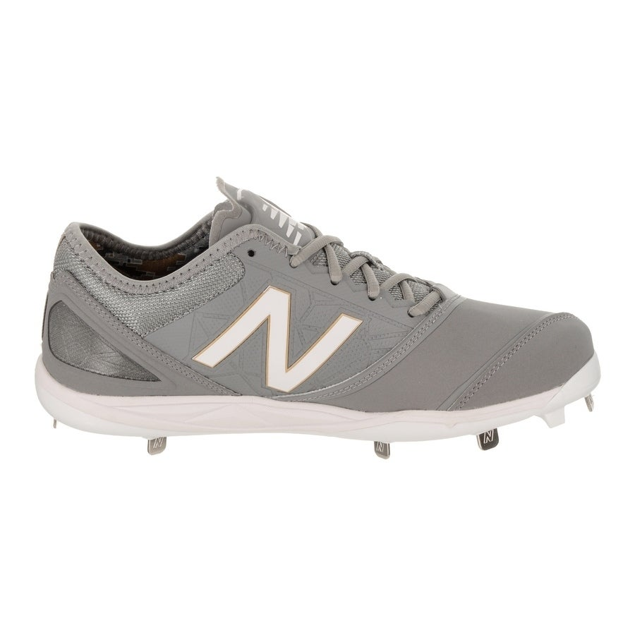 ad607133c Shop New Balance Men's Low-Cut Minimus Metal Baseball Cleat - Free Shipping  Today - Overstock - 17679097
