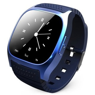 Bluetooth M26 wristwatch waterproof LED Display smartwatch For Samsung Huawei Xiaomi Android phone