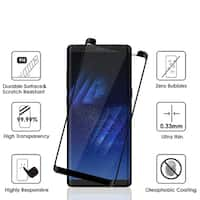 Samsung Galaxy Note 8 3D Curved Edgeless Tempered Glass Protector