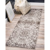 Unique Loom Grace Sofia Runner Rug - 2' x 13'