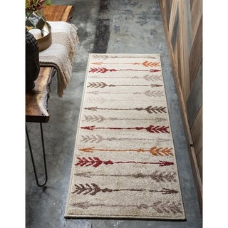 Unique Loom Autumn Arrow Area Rug