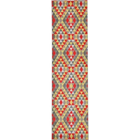 Unique Loom Teton Sedona Area Rug